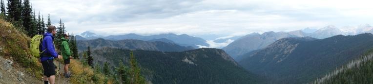 So many peaks...