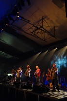 Trampled by Turtles in Arcata