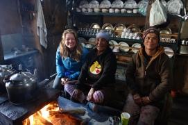 Lilita, Dharma Didi, and Tala Didi
