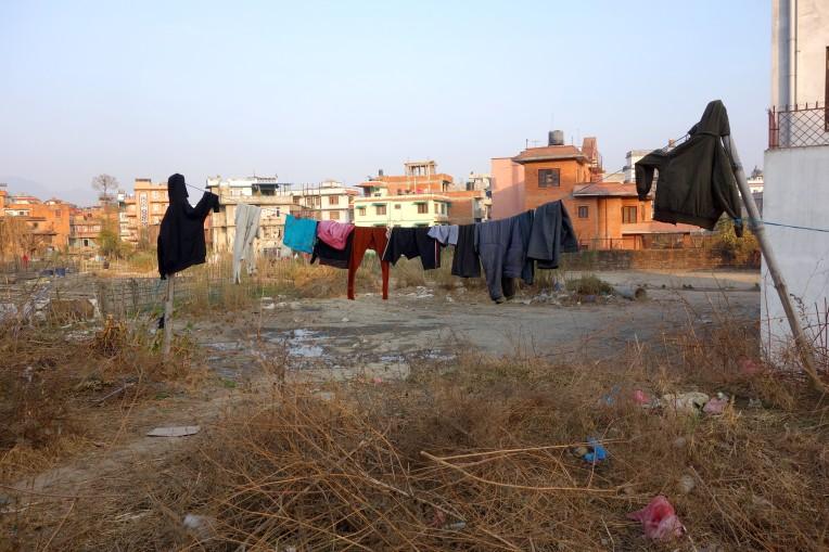 Kathmandu laundry