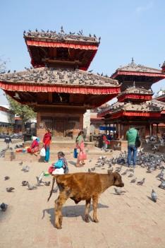 Kathmandu Durbar Square - UNESCO World Heritage Site