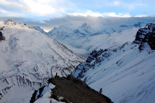 Looking back at Annapurna III & IV