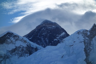 Everest. Our view from Kala Patthar