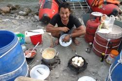 Rakesh (Ruxy Killer), chef extraordinaire