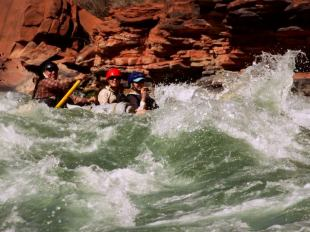 House Rock Rapid - Photo by Eric Swartz