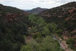 Oak Creek Canyon outside Sedona