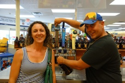 Didn't know that you could fill up your growlers with draft beer in Pheonix.
