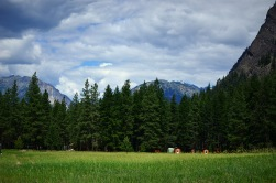 Outward Bound base - Mazama WA
