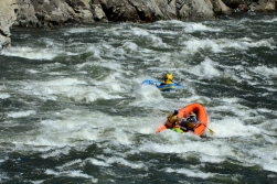 Methow River - Black Canyon rapid